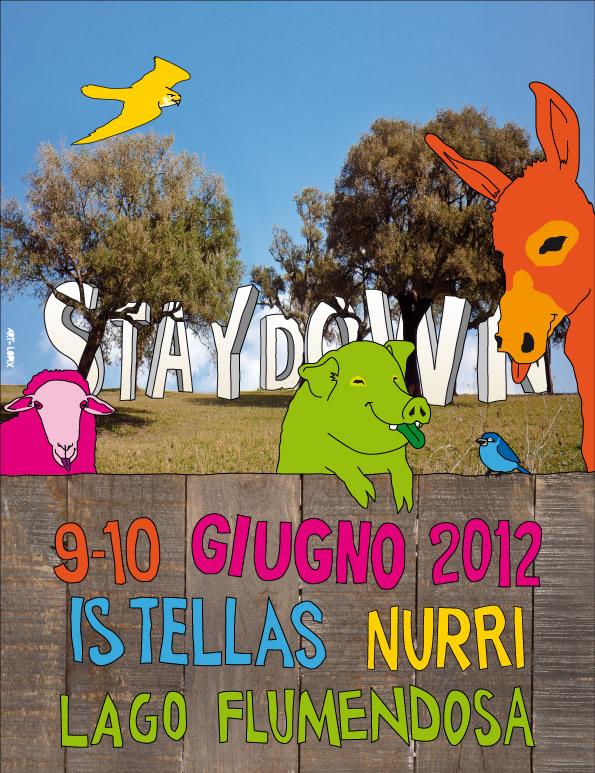 Stay Down Fest 2012