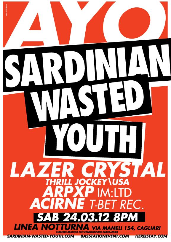 LAZER CRYSTAL (USA)
