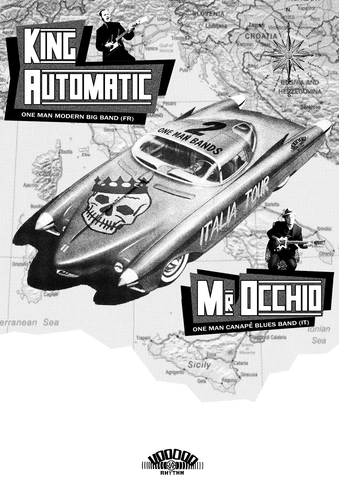 KING AUTOMATIC (FR)
