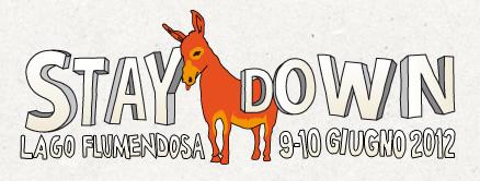 stay_down_logo