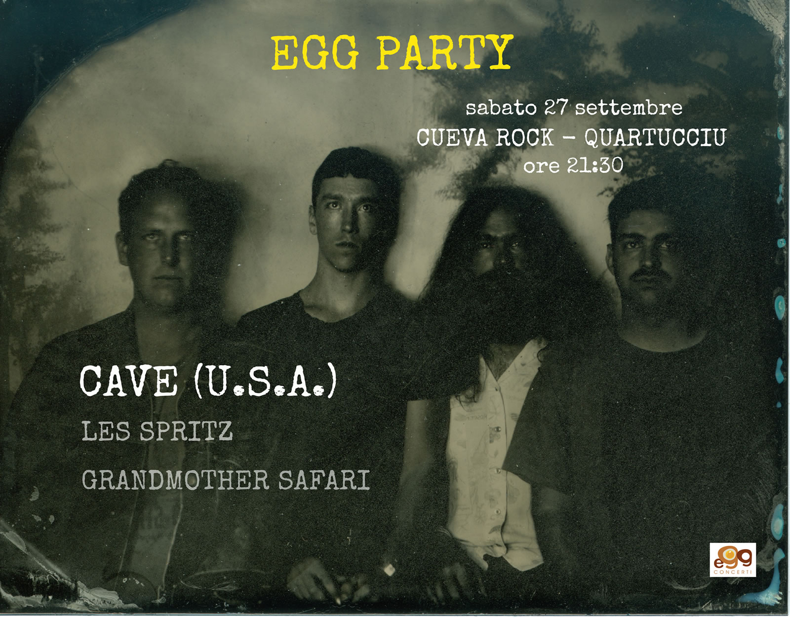 Here I Stay consiglia: EGG PARTY