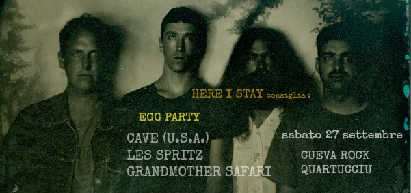 Here I Stay consiglia EGG PARTY