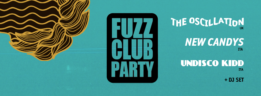 FUZZ CLUB PARTY @ Frames
