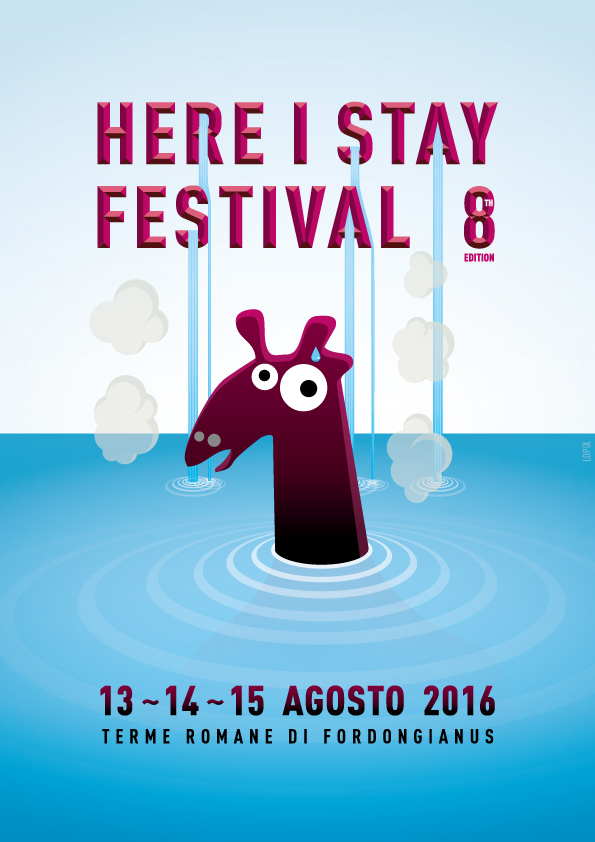 Here I Stay Festival 2016