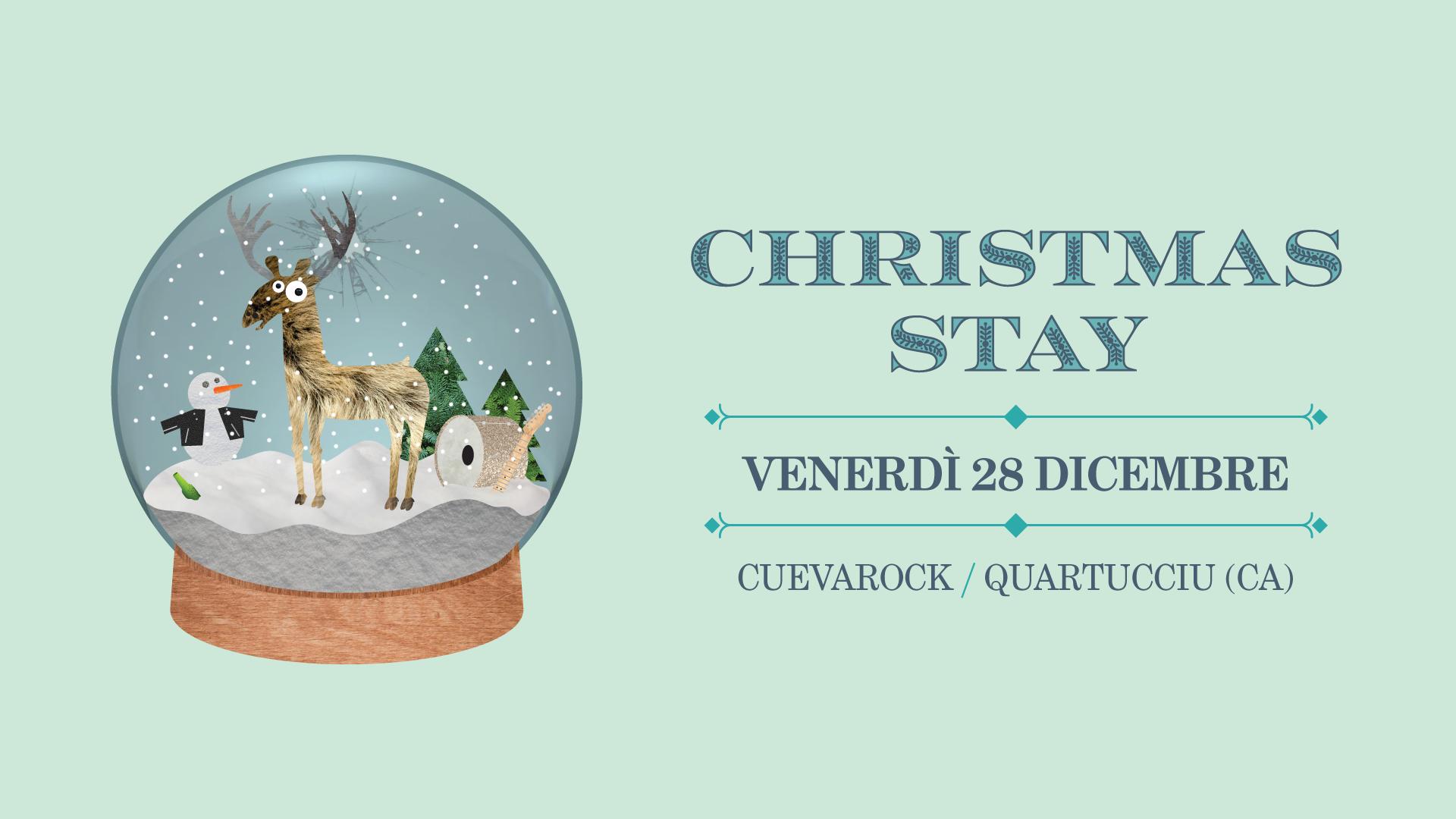 CHRISTMAS STAY 2018