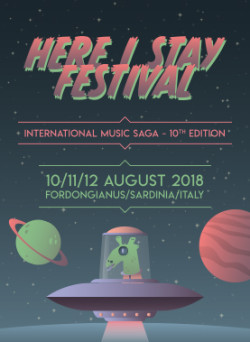 Here I Stay Festival 2018