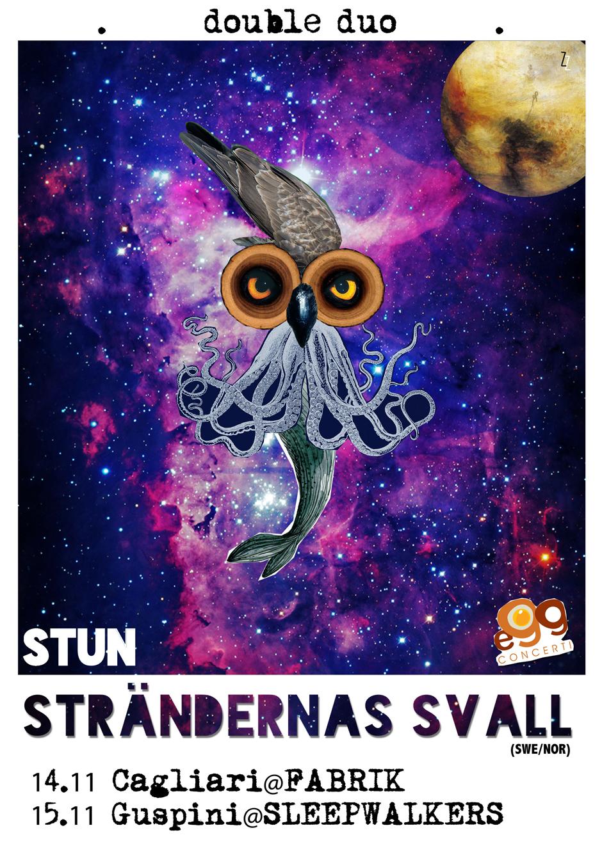 STRÄNDERNAS SVALL (Svezia) + STUN