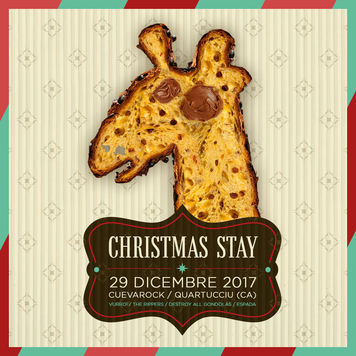 CHRISTMAS STAY 2017